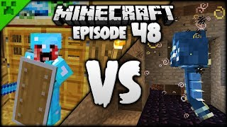 Minecraft WITHER Boss & Beacons! | Python's World (Minecraft Survival Let's Play) | Episode 48