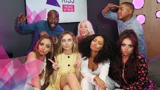 Little Mix talk Black Magic and their upcoming album