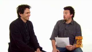 "MAX 60 Seconds: James Franco - ""Your Highness"" (Cinemax)"