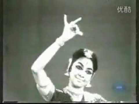 Kuchipudi 库契普迪 曲目Tarangam,Yamini Krishnamurti