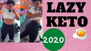 A Real Lazy Keto Day Of Eating 2020 + Keto Krate Winner!