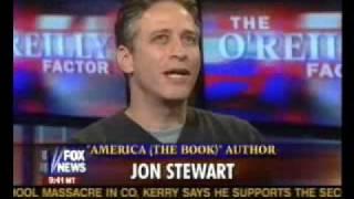 Jon Stewart on The O