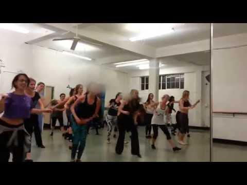 Brazilian Samba classes with Monika Molnar @Pineapple Dance Studios