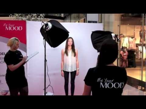 MOOD turné med Sweden Models