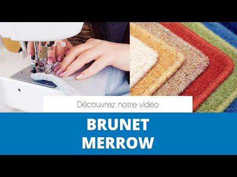 Machines à coudre industrielles - Argenteuil (95) - MERROW BRUNET FRANCE