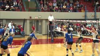 Postgame: Volleyball vs Morehead State