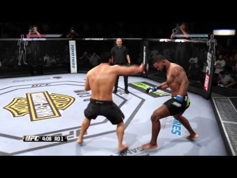 EA SPORT UFC - Victoire rapide / Fast win [GML] [PS4] thumbnail
