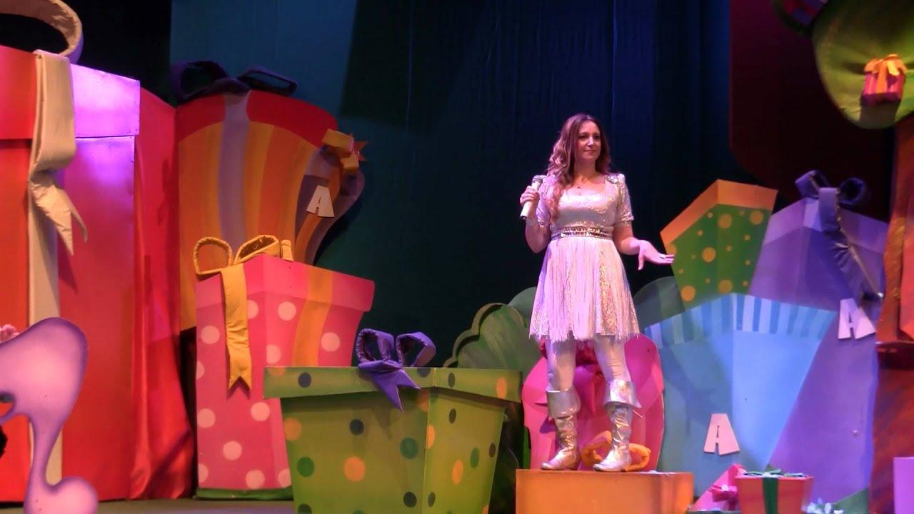 Cantando Con Adriana Cajita de Sorpresas Cantando Con Adriana