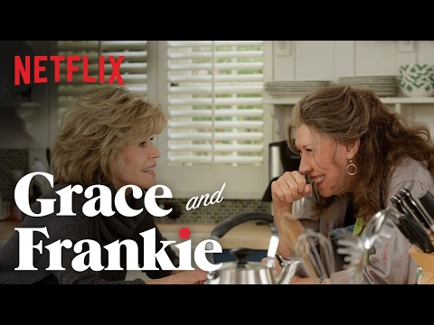 Grace and Frankie: Watch first trailer for new Netflix original series