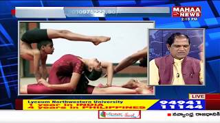 Importance and Benefits of Yoga | WHAT NEXT? Career Guidance Show