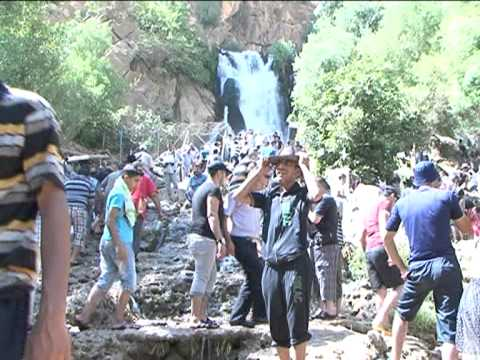 English-language report on the tourism sector in the city of Sulaymaniyah