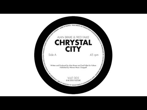 Alan Braxe & Fred Falke - Chrystal City (Official)