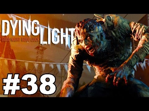 Dying Light: Campaign Walkthrough Ep.38▐ You're A Wizard Harry! video