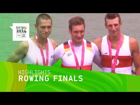 Men's And Women's Rowing Finals   Highlights   Nanjing 2014 Youth Olympics