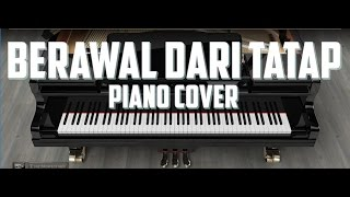 download lagu Yura Yunita - Berawal Dari Tatap Piano Cover gratis
