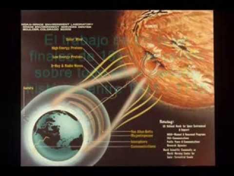El Minimo de Maunder (Fin del Ciclo Solar) Comienzo de Pequeña Era de...