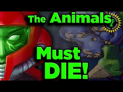 Game Theory: Exposing Metroid's HIDDEN Threat (Super Metroid)