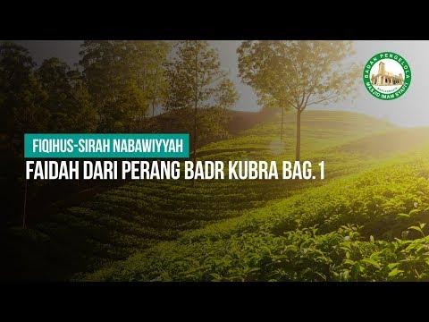 Fikih Sirah Nabawiyah - Ustadz Ahmad Zainuddin Al-Banjary