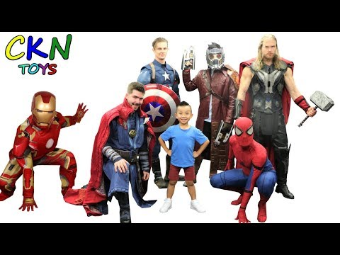 CKN Toys 2018 Compilations Trailer