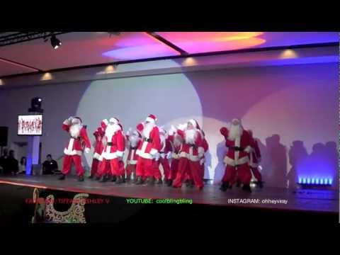 Tiffany Ashley Viray - (ICONic Seniors) at ICONic Dance Holiday Gala - ENCORE @Iplay America