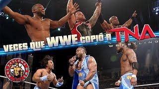 9 Veces Que WWE Copió a TNA (GFW)