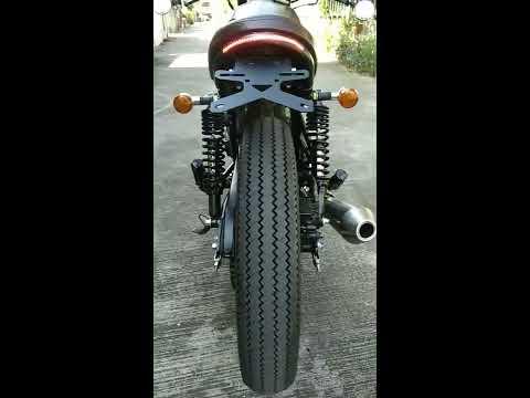 ขาย GPX legend 200 cc. (Brat Style)