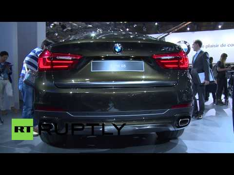 France: BMW unveils new MINI 5-door, 2-Series and X6