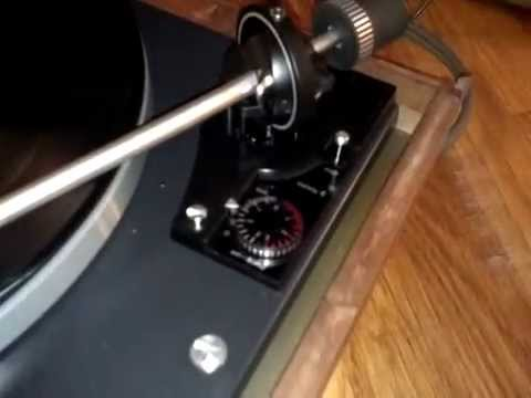 Dual 1229 Turntable playing Pink Floyd Animals