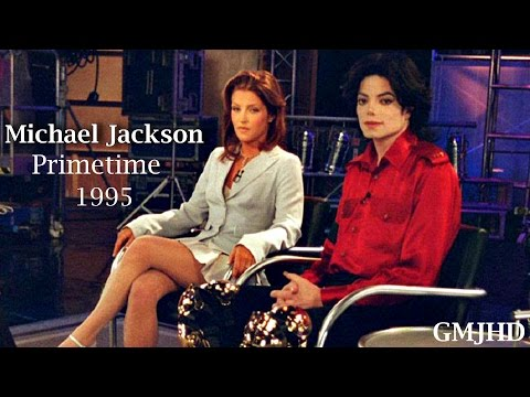 Michael Jackson - Primetime FULL Interview 1995 - Color Remastered [ HD ] - GMJHD