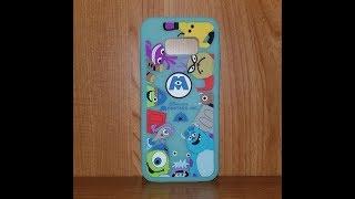 La mejor Carcasa Samsung Galaxy S8 plus Monsters Inc silicona. Case/cover/funda letig99