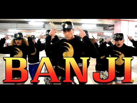 BANJI - @SHARAYAJ - Choreographed by Rafa Santos | Cia. Nós Da Rua - Brand New Cap (2015)