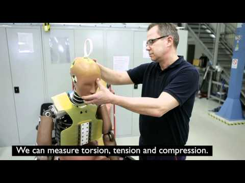 Inside Saab – Crash Test Dummies