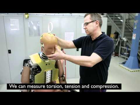 Inside Saab – Crash Test Dummies