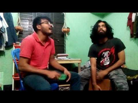 Amar Hridoy O Pinjirar Posha Pakhi || covered By  বঙ্গলীলা