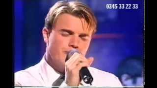 Gary Barlow on Children In Need 1997 - 'My Commitment'