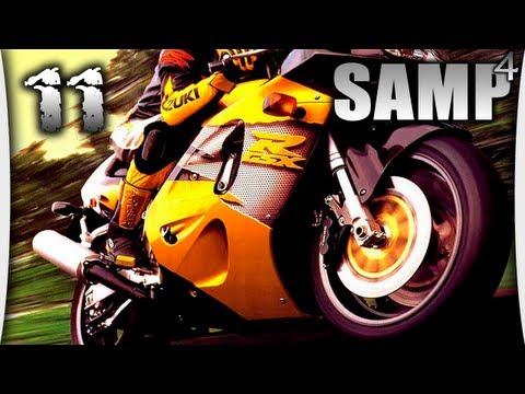 SAMP - Часть 11 Завяжи и лежи