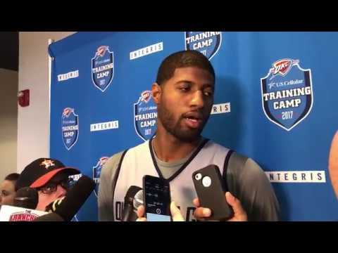 Paul George on Gordon Hayward's injury, and his own experience coming back | ESPN