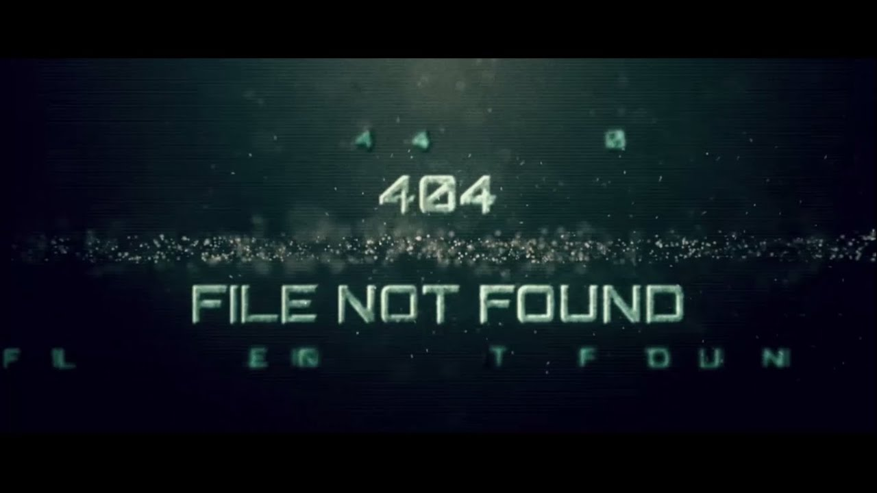 404 Page Not Found Wallpaper 404 File Not Found