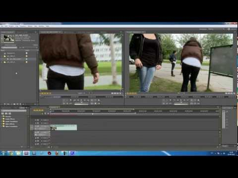 Adobe Premiere Pro CS5.5 Tutorial - Transitions