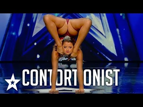 SEXY CONTORTIONIST Amazes Judges On Spain's Got Talent 2018