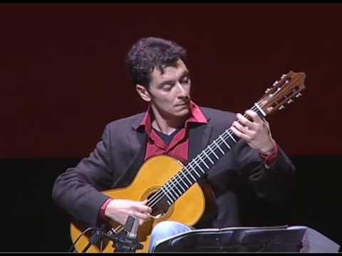 Ariel Ramirez : Alfonsina y el mar - Gabriele Natilla, guitar
