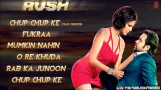 Ek Tha Tiger - Rush Movie Full Songs Juke Box | Emraan Hashmi, Neha Dhupia