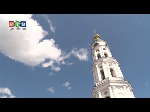 С. Воскресенский полюбовался отреставрированной колокольней