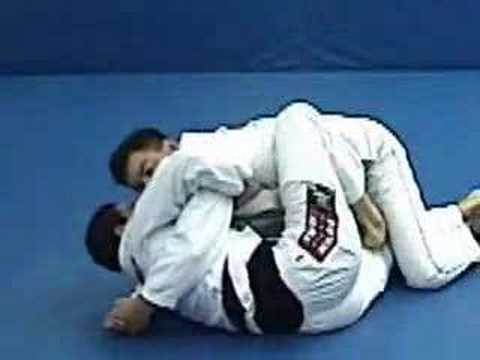 JJ Machado Online Training : Half Guard Lapel Sweep