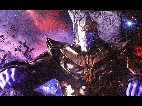 First Look at Josh Brolin as THANOS REACTION / REVIEW!!!