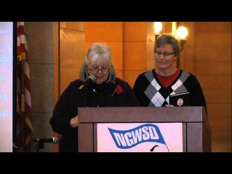 Minnesota NGWSD Award Ceremony 2012