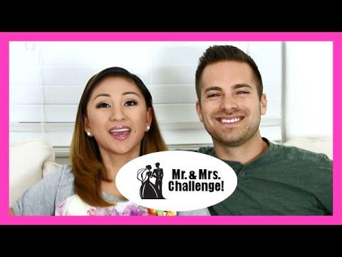 MR & MRS CHALLENGE!