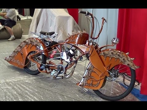 Custom Motorcycles SEMA 2013