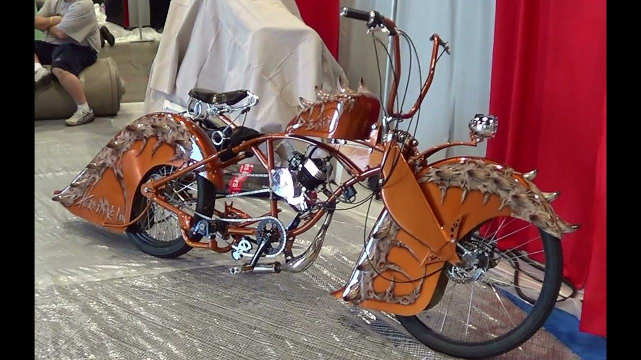 Bikes that look like motorcycles 10