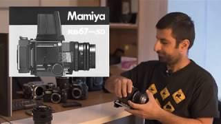 Use Mamiya Medium format lens127mm lens on Nikon dslr.